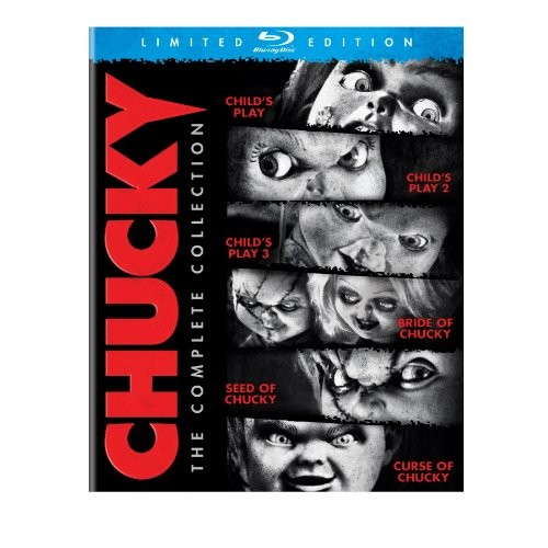 Chucky: Complete Collection (6pc) - Box Limited - Blu-ray Disc