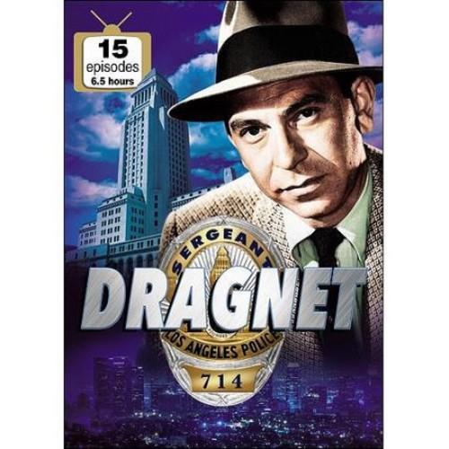 Dragnet: 15 Episodes (Full Frame)