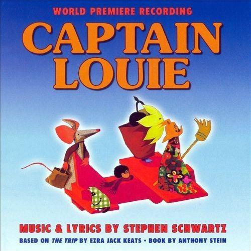 Captain Louie [CD]