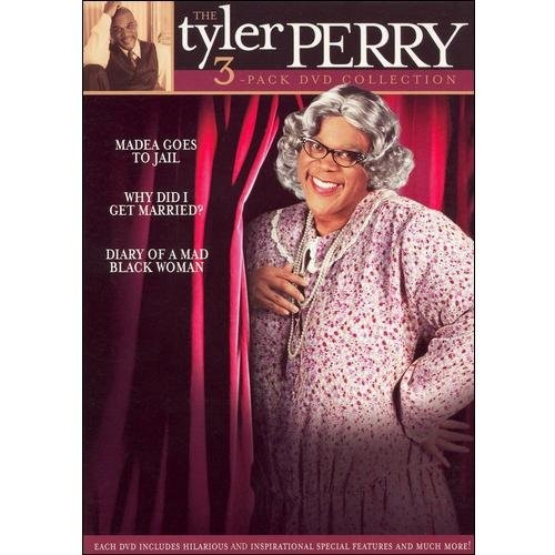The Tyler Perry Collection: 3 Plays