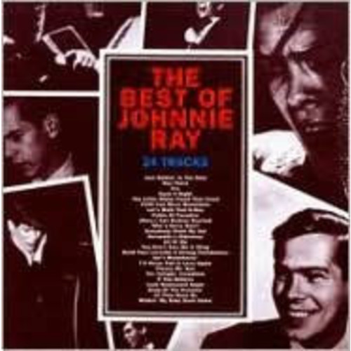 The Best of Johnnie Ray [Sony]