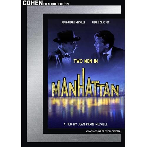 Two Men in Manhattan [DVD] [1959]