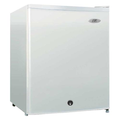 SPT - 2.1 Cu. Ft. Upright Freezer - White