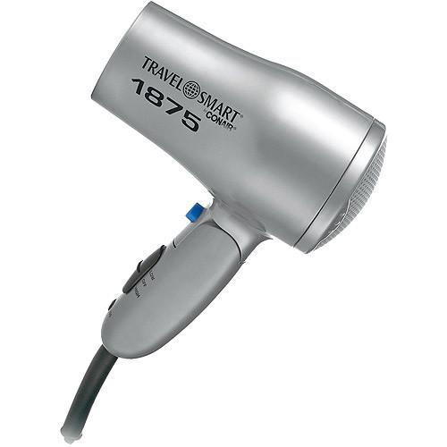 Travel Smart by Conair Dual Voltage 1875 Watt Hair Dryer