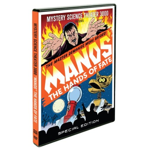 Mystery Science Theater 3000: Manos The Hands Of Fate: Joel Hodgson, Kevin Murphy: Movies & TV