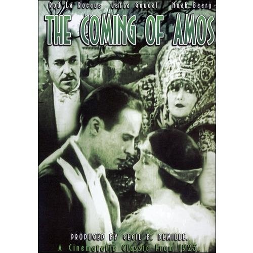 The Coming of Amos [DVD] [1925]