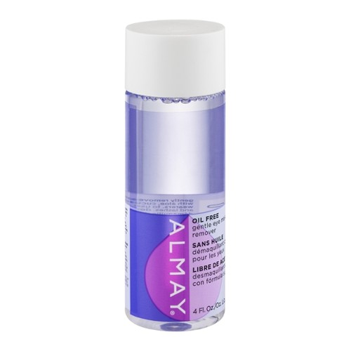 Almay Oil Free Sans Huile Eye Makeup Remover Liquid