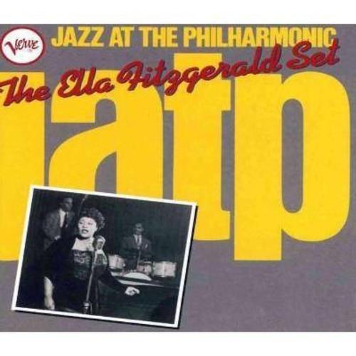 Jazz at the Philharmonic: The Ella Fitzgerald Set [CD]