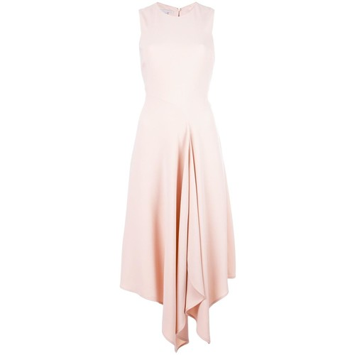 STELLA MCCARTNEY Cut-Out Back Midi Dress