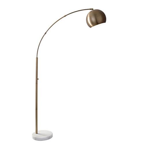 Adesso Astoria Arc Floor Lamp, 78