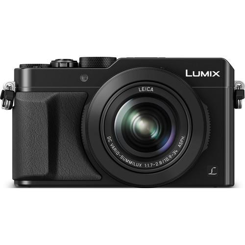 Lumix DMC-LX100 Digital Camera (Black)