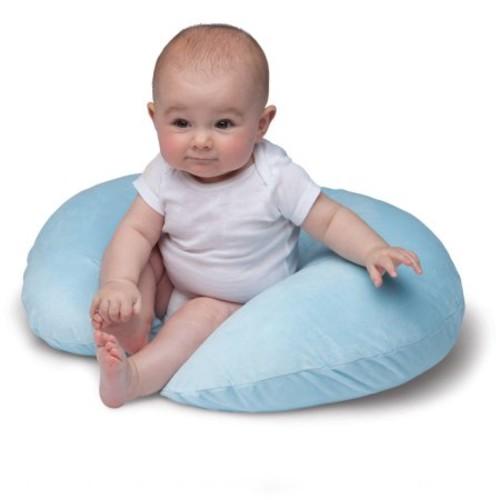 Original Boppy Pillow Slipcover, Plush Baby Pink