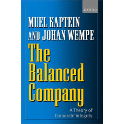 The Balanced Company: A Corporate Integrity Theory