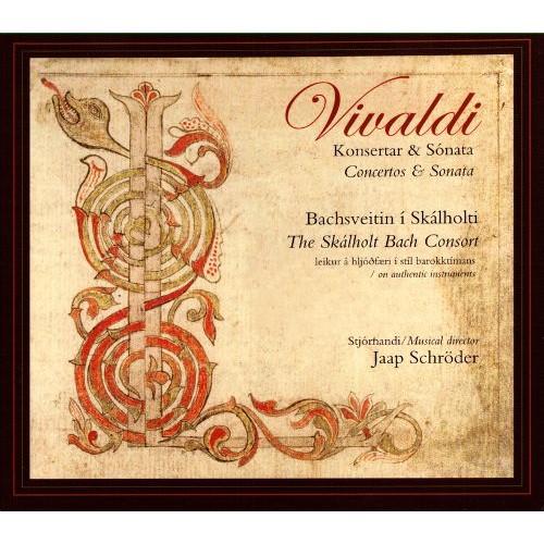 Vivaldi: famous Concertos CD