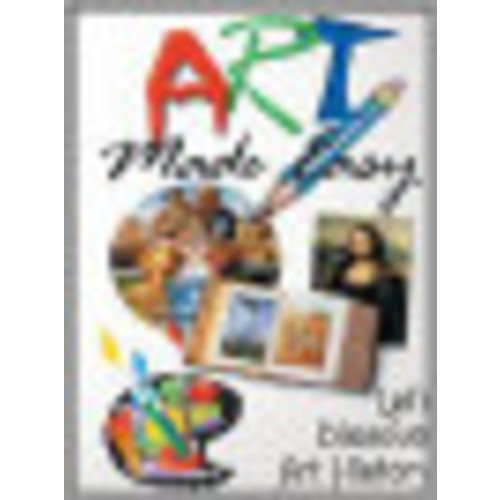 Art Made Easy: Lets Discover Art History [DVD] [2000]