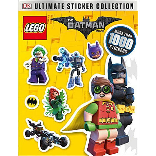 LEGO The Batman Movie: Ultimate Sticker Collection