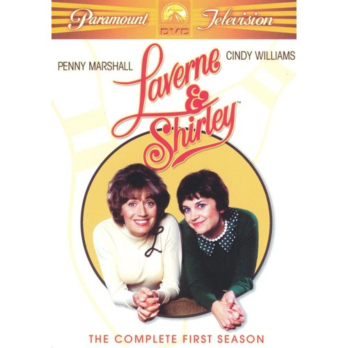 Laverne and Shirley-1st Season Complete