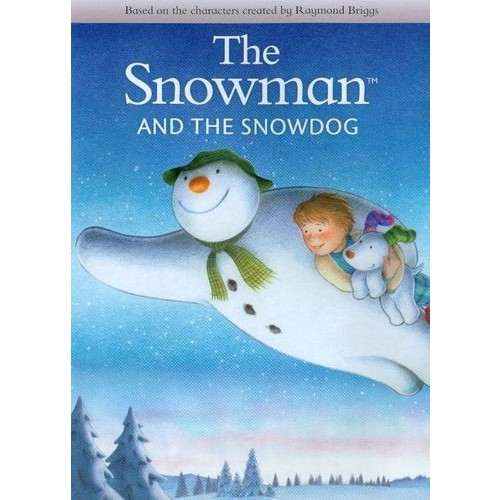 The Snowman and the Snowdog [DVD] [2012]