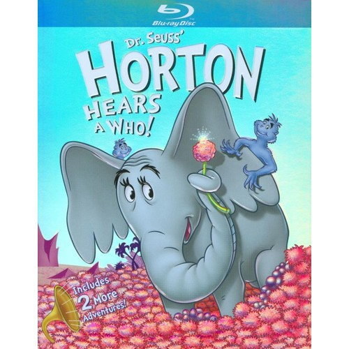 Horton Hears a Who! [Deluxe Edition] [2 Discs] [Blu-ray]