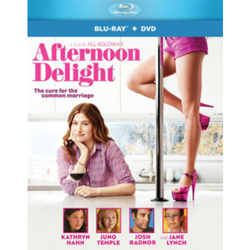 Afternoon Delight (Blu-ray + DVD) (Widescreen)