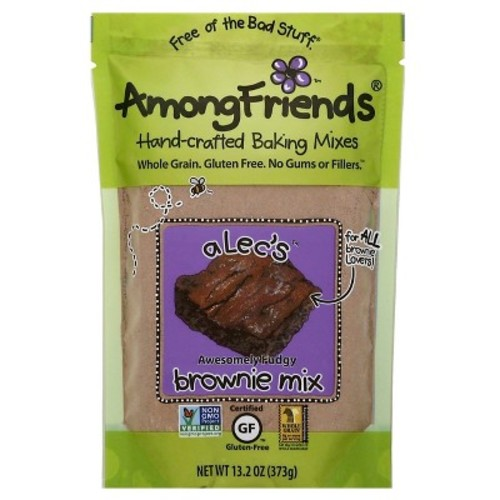 Among Friends Alec's Awesome Fudgy BrownieMix - 13.2 oz