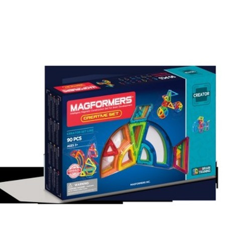 Magformers Creative 90 PC Set