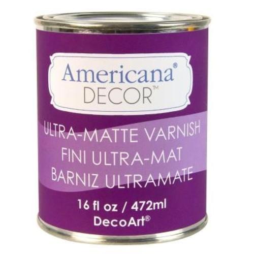 DecoArt Americana Decor 16 oz. Ultra Matte Varnish