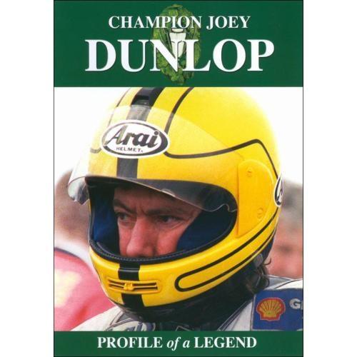 Champion Joey Dunlop [DVD] [2013]
