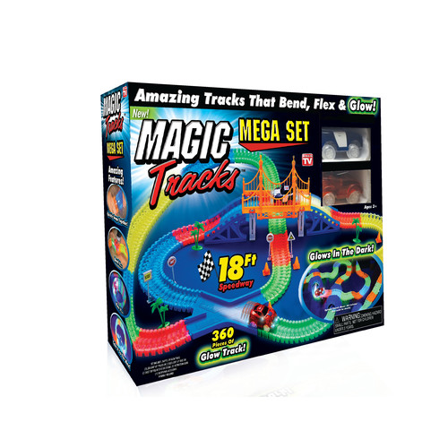 As Seen On TV Magic Tracks Mega Set