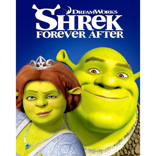 Shrek Forever After [Blu-ray/DVD] [2 Discs] [2010]