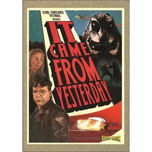 It Came from Yesterday [DVD] [2012]