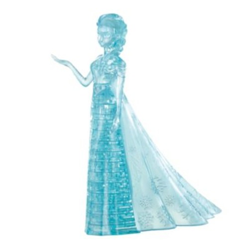 Disney Frozen Elsa 32-Piece Original 3D Crystal Puzzle