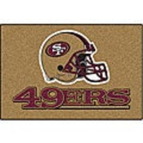 Fanmats NFL San Francisco 49ers Starter Mat