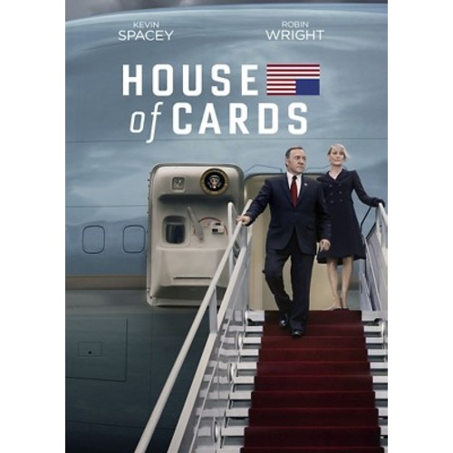 House of Cards: The Complete Third Season [Blu-ray]