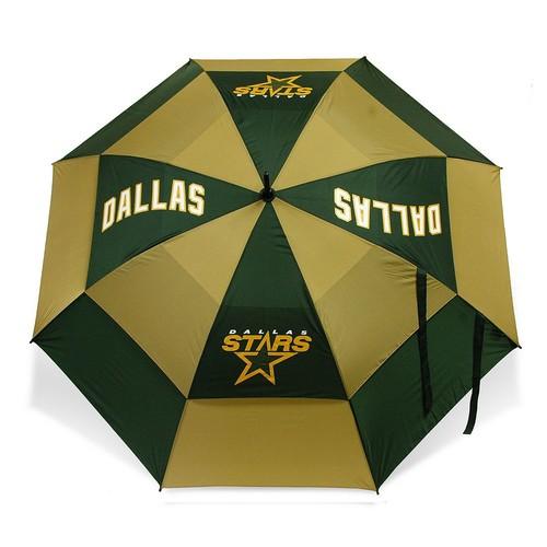 Team Golf Dallas Stars 62 Double Canopy Umbrella
