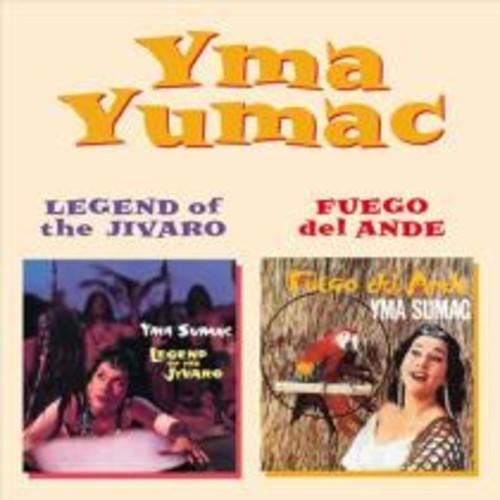 Legend of the Jivaro/Fuego Del Ande [CD]