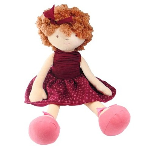 Bonikka Rag Doll - Debutantes Collection - Lola - Light Brown Hair - 17
