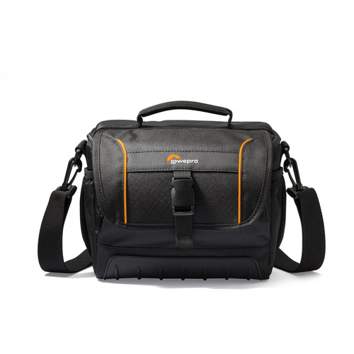 Adventura SH 160 II Shoulder Bag (Black)