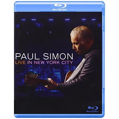 Paul Simon: Live In New York City [Blu-ray]: Paul Simon, Martyn Atkins: Movies & TV
