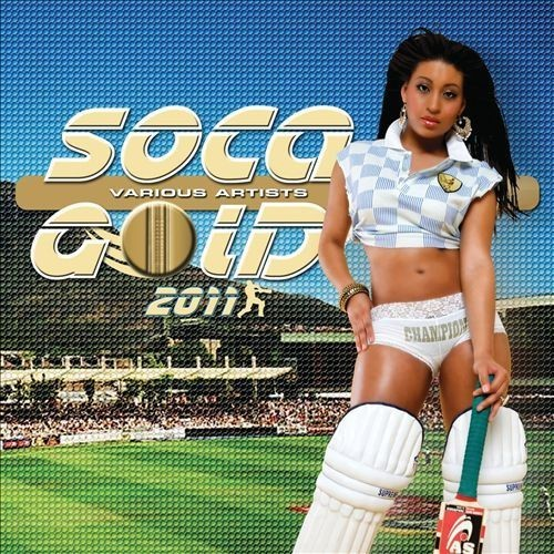Soca Gold 2011 [CD & DVD]