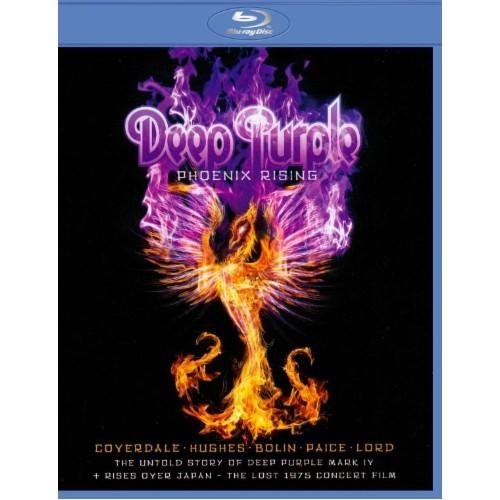 Phoenix Rising [DVD/Blu-Ray] [Blu-Ray Disc]