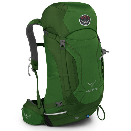 OSPREY Kestrel 28 Daypack, Jungle Green