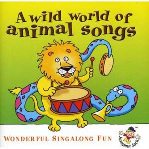 Wild World of Animal Songs By Various Artists (Audio CD)