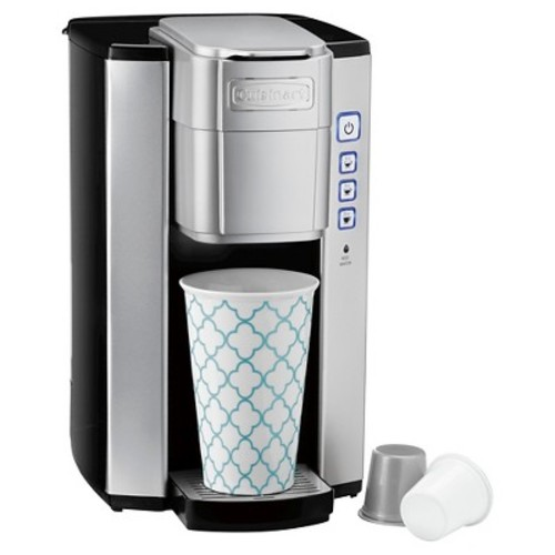 Cuisinart Single Serve Coffee Maker - Stainless Steel SS-5NC