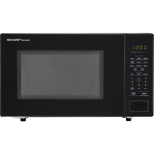 Sharp 1.1 CU FT 1000W TOUCH MICROWAVE 11.25