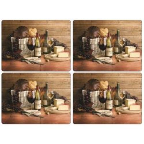Artisanal Wine Placemat