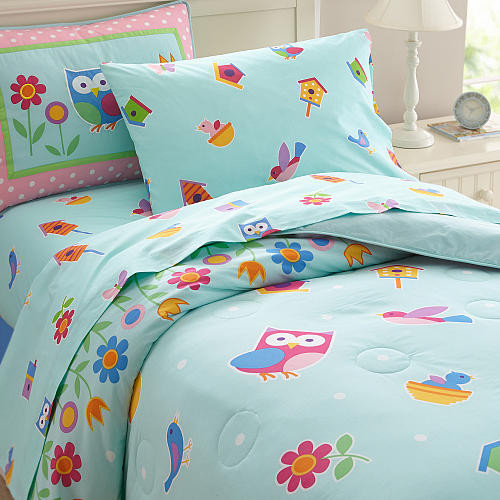 Olive Kids Birdie Full Bed Comforter Set