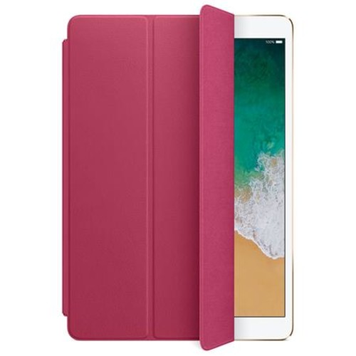 Apple Leather Smart Cover for 10.5?inch iPad Pro - Pink Fuchsia (MR5K2ZM/A)