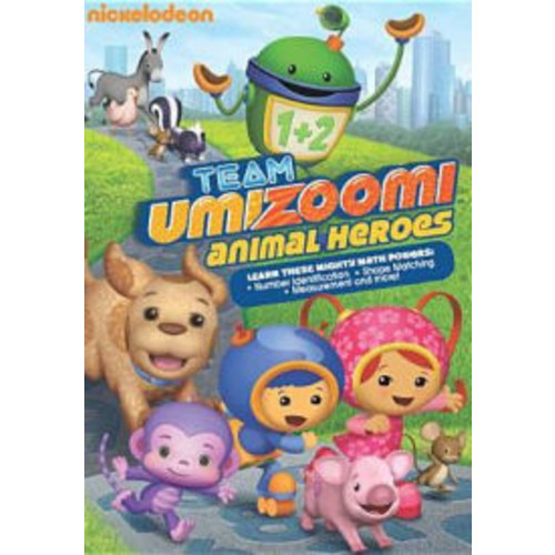 Team Umizoomi: Animal Heroes (2013)