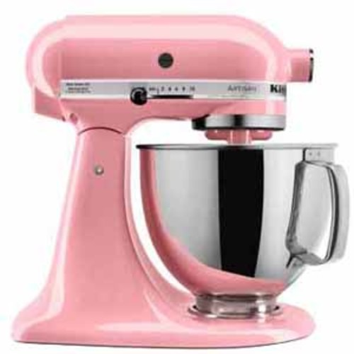 Kitchenaid Artisan Series 5 Quart Tilt-Head Stand Mixer - Guava Glaze